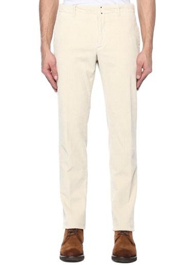 Incotex Pantolon Beyaz